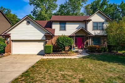 Vandalia Single Family Home For Sale: 303 Crest Hill Avenue