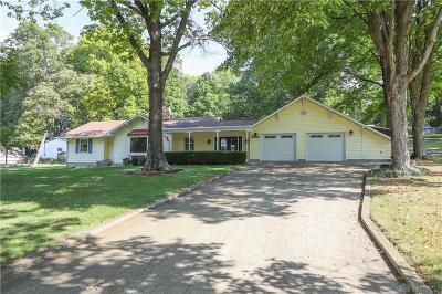 Kettering Single Family Home For Sale: 2909 Red Oak Road