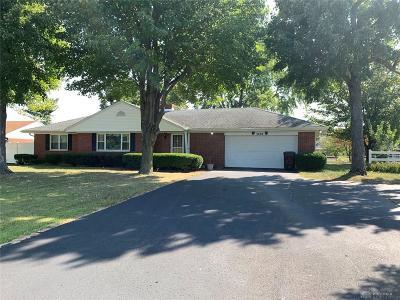 Dayton Single Family Home For Sale: 5694 Basore Road