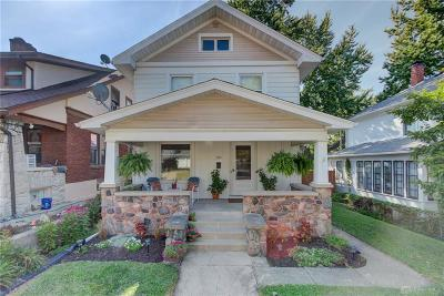 Dayton Single Family Home For Sale: 1115 Epworth Avenue
