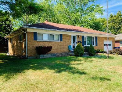 Springfield Single Family Home For Sale: 2411 Northmoor Drive