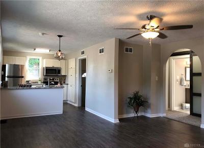 Brookville Single Family Home For Sale: 600 Salem Street
