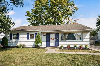 Dayton Single Family Home For Sale: 4739 Ozark Avenue
