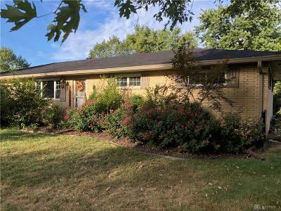 Warren County Single Family Home For Sale: 9121 Kipton Drive