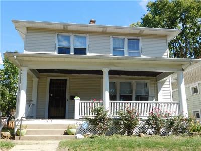 Montgomery County Single Family Home For Sale: 510 Grafton Avenue