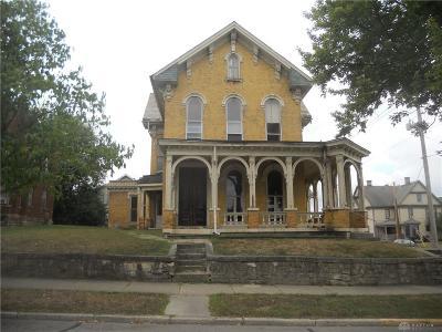 Springfield Single Family Home For Sale: 403 Fountain Avenue