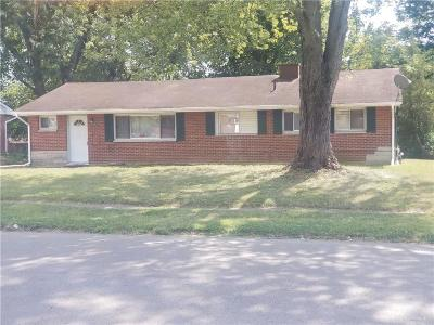 Dayton Single Family Home For Sale: 4336 Owens Drive