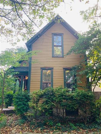 Dayton OH Single Family Home Pending/Show for Backup: $125,000