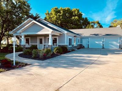 Brookville Single Family Home For Sale: 119 Blue Pride Drive