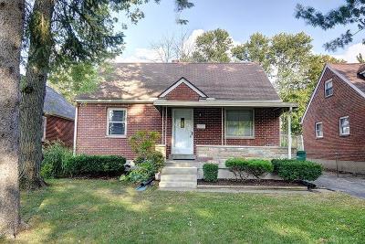 Dayton Single Family Home For Sale: 2508 Hazelwood Avenue