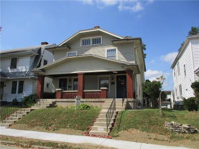 Dayton Multi Family Home For Sale: 1117 - 1119 Pursell Avenue