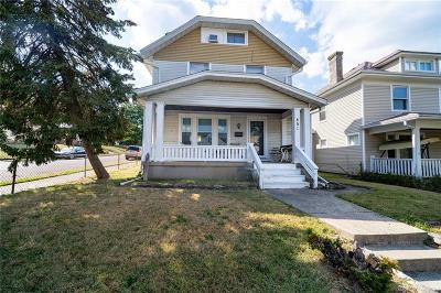 Dayton Single Family Home For Sale: 851 Wilfred Avenue