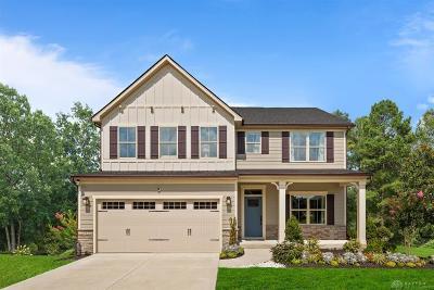 Tipp City Single Family Home For Sale: 9217 Lakeside Street