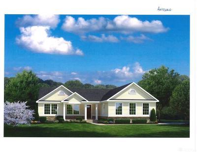 Tipp City Single Family Home For Sale: 9223 Lakeside Street