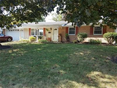 Fairborn Single Family Home Pending/Show for Backup: 481 Warm Springs Drive
