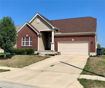 Dayton Single Family Home For Sale: 6736 Stovali Drive