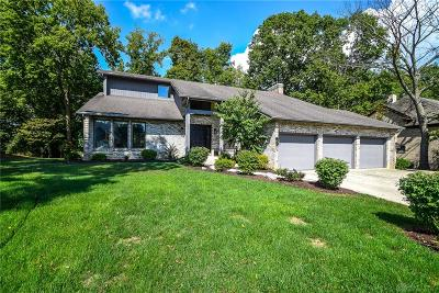 Vandalia Single Family Home For Sale: 301 Stonequarry Road