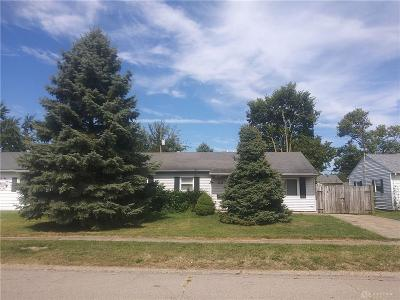 Dayton Single Family Home For Auction: 4751 Woodbine Avenue