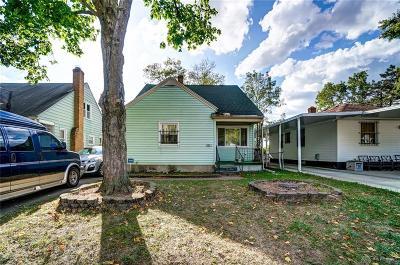 Dayton Single Family Home For Sale: 1921 Wesleyan Road