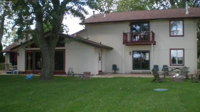 Port Clinton Single Family Home For Sale: 1978 Ewersen Road