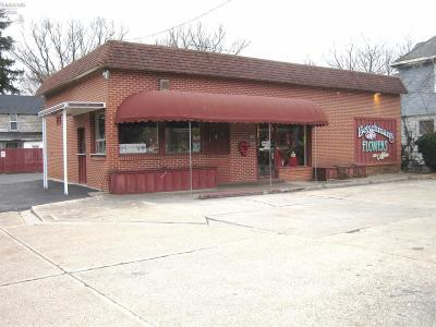 Norwalk Commercial For Sale: 120 E Main
