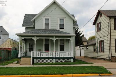 Sandusky OH Multi Family Home Sold: $54,900