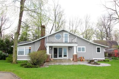 Huron Single Family Home For Sale: 17 Marion Avenue