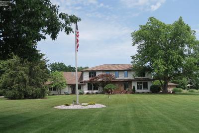 Norwalk Single Family Home For Sale: 744 Lais Road