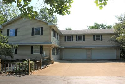 Vermilion OH Single Family Home For Sale: $449,900