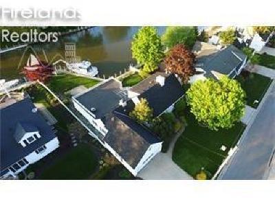 Vermilion Single Family Home For Sale: 5464 Park Drive