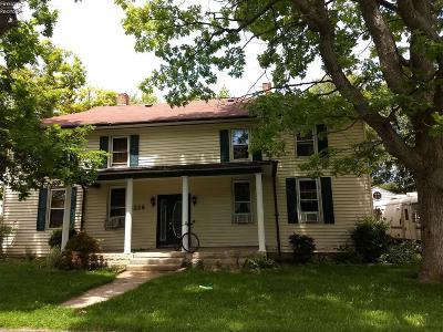 Multi Family Home For Sale: 5225 E Porter Street