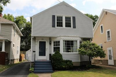 Single Family Home Sold: 1406 Campbell Street