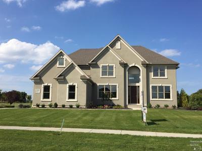 Sandusky Single Family Home For Sale: 3119 Alexandrias Drive