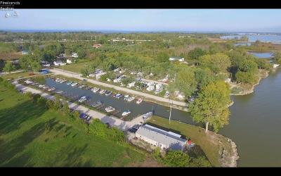 Port Clinton Commercial For Sale: 3830 W Harbor Road