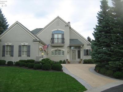 Sandusky Single Family Home For Sale: 4312 Timber Lake Lane