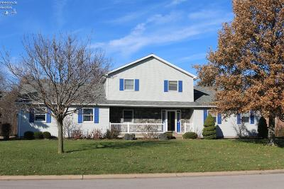 Huron OH Single Family Home Sold: $232,500