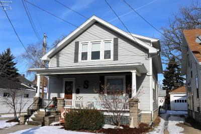Sandusky OH Single Family Home Sold: $89,900