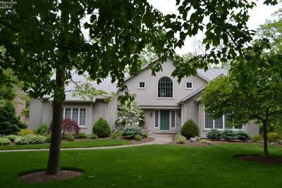 Sandusky Single Family Home For Sale: 4208 Walnut Creek Lane