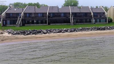 Port Clinton Condo/Townhouse For Sale: 53 Grand Lake Drive