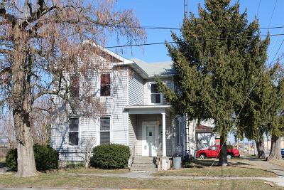 Multi Family Home Sold: 1003 W Market Street