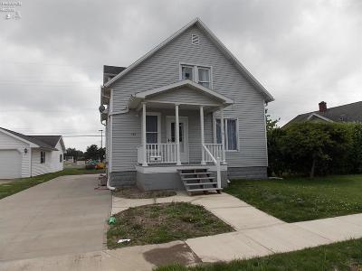 Port Clinton Single Family Home For Sale: 402 E 7th Street
