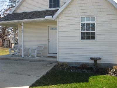 Huron OH Single Family Home For Sale: $135,000