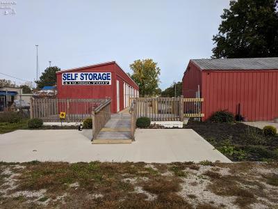 Port Clinton Commercial For Sale: 1175 Fremont Road