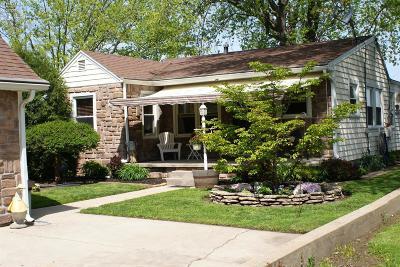 Port Clinton Single Family Home For Sale: 2339 E Sand Road