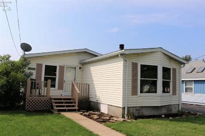 Sandusky OH Single Family Home For Sale: $139,900