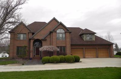 Norwalk Single Family Home For Sale: 2489 New State Road