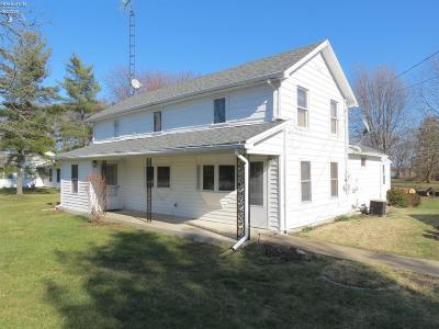 Single Family Home For Sale: 771 NE Catawba Road
