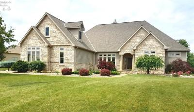 Norwalk Single Family Home For Sale: 44 Briarcrest