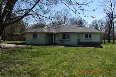 Huron OH Single Family Home For Sale: $66,660