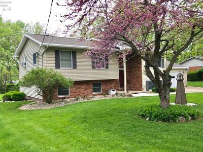 Single Family Home For Sale: 3544 N Karwood Drive